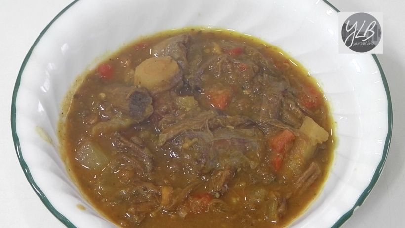 Moroccan Beef Stew Thumbnail